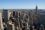 NYC skyscraper compition