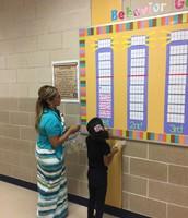 Charting the Behavior Course: Schmid's 1st Grade Class
