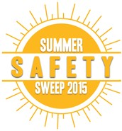 Summer Safety Sweep