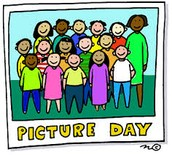 10/28 (Wed.) School Picture Day