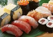 日本美食─壽司