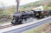 The Scenic Railroad