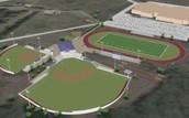 New ASCISD Athletic Complex