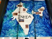 KB's Map of India
