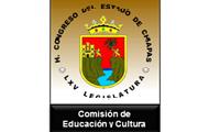 COMISIÓN DE EDUCACIÓN Y CLTURA DEL H. CONGRESO DEL ESTADO DE CHIAPAS