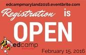 EdCamp Maryland @ GTJHS