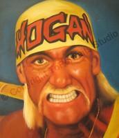 Hulk Hogan's Pearly Whites