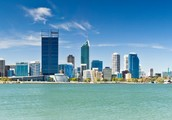 If you like beautiful skies,cities and wonderful landscapes, you should come to Perth, Australia.