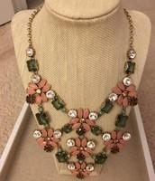 Fleurette Statement Necklace $99