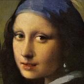 「モナリザ」と「真珠の耳飾りの少女」