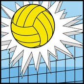 Open Volleyball Play starting April 19 at 5:00PM