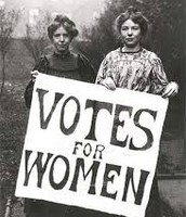 Vote for Woman