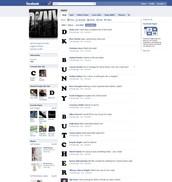 DKNY on Facebook