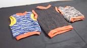 Roupinhas de tricot para cachorro