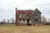 aunt clares house