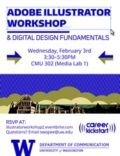 ADOBE ILLUSTRATOR WORKSHOP & DIGITAL DESIGN FUNDAMENTALS