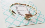Gilded Arrow Bracelet