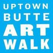 Uptown Butte Artwalk