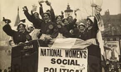 Womans Social and Political Union