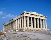 This is the Parthenon!