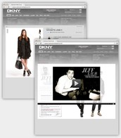 DKNY Selling Channels