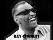 Ray Charles with grit through his years