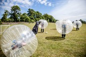 Bubble Soccer Ball Can Give You Lot of Fun