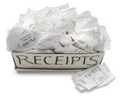 Receipts!