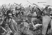 This is when Sparta was at war with Athens, during the Peloponnesian War.
