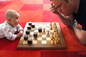 Match experiences to the child's mental abilities