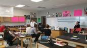 Ms. Crabtree & Science Team