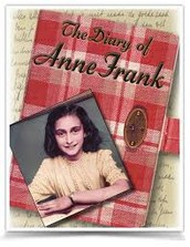 What was in Anne  Franks Diary ?