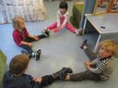 Gross Motor Ball activities
