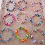 Little Girl Stretch Bracelets
