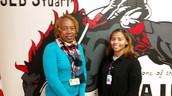 Ms. Peterson & Ms. Warren