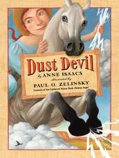 Dust Devil by Anne Issacs