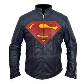 Man Of Steel Leather Jackets