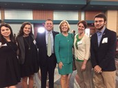 Gators of the Week:  Students attend TransformSC event and student panel