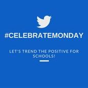 Trend the Positive with #CelebrateMonday