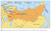 westernized Russian empire