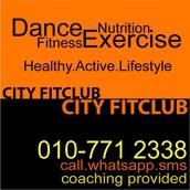 We are City FitClub