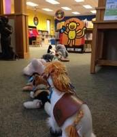 Stuffed Animal Parade