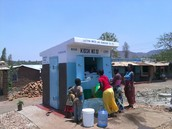 Finding safe and clean water source