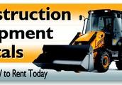 Lessen Risk through Renting Heavy Equipment