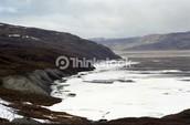 Glaciar Kangerlussuaq