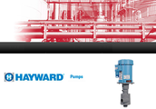 Hayward's Pump line of thermoplastic pumps