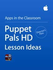 Apps in the Classroom iBooks - Lesson ideas