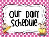 Time Management Topic: Make a Daily Schedule
