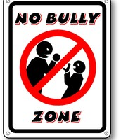 Everywhere you go should be a no cyberbully zone, but it isn't, in order to fight for what is right you have to stand up, and solve what the problem is.