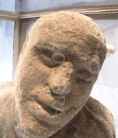 Slave in Pompeii.